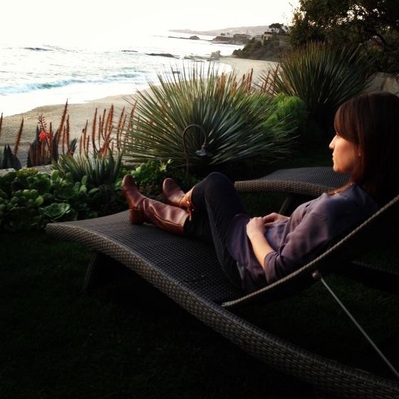 NookAndSea-Weekend-Recap-Instagram-Beach-Chair-Lounge-Seating-California-Coast-Ocean-View-Laguna-Beach-Paradise